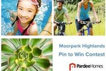 Moorpark Highlands Pin to Win / Enter the Pardee Homes Moorpark Highlands Pin to Win Contest at http://www.pard.ee/MoorparkPinToWin Moorpark Highlands is scheduled to open late summer 2013. This contest has ended. / by Pardee Homes