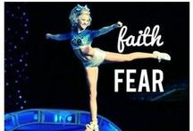 Cheerleading and all things that go with it…. / by Teresa Mahnke