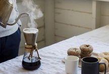 A Lovely Little Cottage Kitchen / by Andrea Doziér