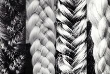 hairstyles. / by Morgan Hudson