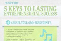 #EntrepreneurKeys / Secrets to lasting success as an entrepreneur. #5Keys / by Entrepreneur