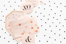 typography inspiration with martha stewart weddings / by bri emery / designlovefest