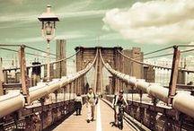 New York City / A little trip  / by Amanda B
