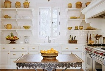 Kitchen / Ideas and inspiration for the kitchen in the house we're about to build.  / by Janet Mcardle