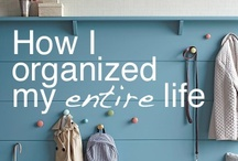 Get Organized / by Niki Guy