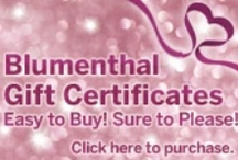 Special Offers / by Blumenthal Arts