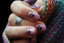 Nail art (advanced) / Inspiration. / by Sara Kirk