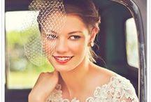 Wedding Hair & Makeup.  / by Megan Cantrell
