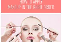 Make-up Tips.  / by Megan Cantrell