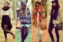 Fall Fashion. / by Megan Cantrell