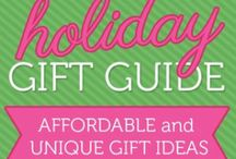 Holidays: Deck the Halls: Gifts and Exchanges / by Laura Wright