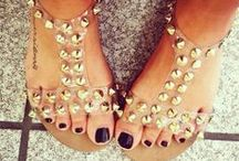 Sandals & Flip-Flops.  / by Megan Cantrell