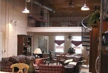 the loft apartment / by Kristi Norman
