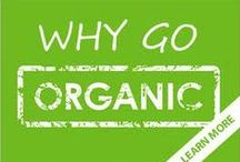 Go Organic / by Absolutely Pure Skin Care & Cosmetics