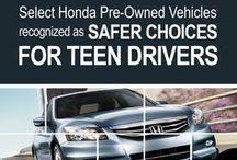Honda Safety / by Tom Kadlec Honda