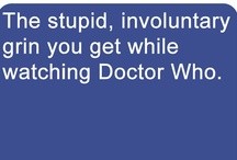 Sucked into the Whoniverse:-) / humoring my obsession with Doctor Who:-) / by Beth Sommerfeld
