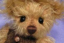 Teddy Bears / by Sandra Ransom