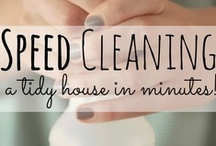 Cleaning Tips and Tricks / by Sam Bond