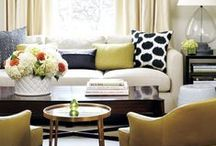 Living Room / by Josie Haley