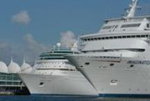 Miami Cruise Month / During the month of January, take advantage of enticing offers to book #cruises departing from PortMiami. Enjoy special pre- and post-cruise hotel packages, #attraction offers and heritage neighborhood #tours. Visit MiamiCruiseMonth.com for more information. #MiamiCruise / by Miami & Beaches