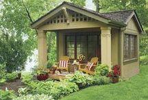Garden Room - Sheds / by Josie Haley
