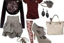 Fashion, Clothes, Shoes, Accessories / by Esther Kim Cotton