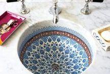 Interior design- Bathrooms / by Shay Mitchell