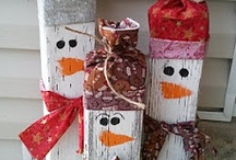 Winter/Christmas / Eats, treats, crafts and activities... / by Marianne Herman