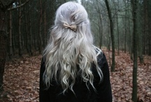 Silver love / This is a homage to older women especially silver ones! I love their sassy, inspiring looks! / by Catherine Drea (Foxglove Lane Studio)