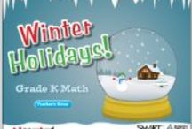 Winter Holiday Activities / by SMART Technologies