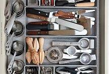 get organized! / by Laura Watt