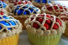 Let them eat Cake . Cupcakes / by Aprille Brewer
