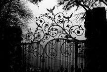 Portals. Doors. Gates. / by Aprille Brewer