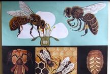 bees / by Laura Watt
