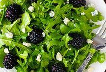 satisfying salads / by Laura Watt
