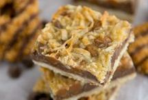 Crazy for Girl Scout Cookie Recipes / Copycats and recipes made with those amazing Girl Scout Cookies! / by Crazy for Crust
