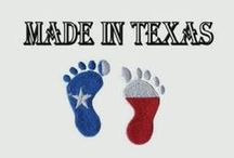 Texas our Texas  / by Aprille Brewer