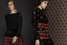 Raoul Fall Winter 2013 / This Fall/Winter 2013, RAOUL drew its inspiration from a panoply of legendary European artists, designers, trendsetters and visionaries such as Serge Lutens, Madame Grès, Leon Bakst and Yves Saint Laurent. / by RAOUL