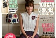 Books, magazines - Crochet / by Szilvia Barta