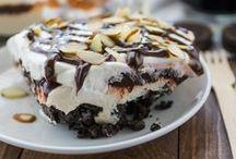 Crazy for No-Bake Dessert Recipes / My favorite no-bake dessert recipes! / by Crazy for Crust