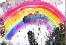 ART / Anything creative / by Rosemary Murphy