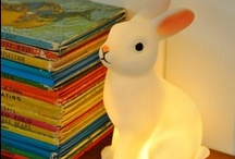 Kiddos / Children's bedrooms, play areas, toys, books, clothing. / by Summer Rose