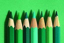 GO Green / Green: The color of growth, life, harmony and ElliptiGO / by ElliptiGO