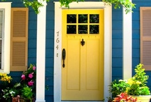Windows and Doors / From front door color inspiration to remodeling 101, these DIY projects are sure to inspire.  / by DIY Network
