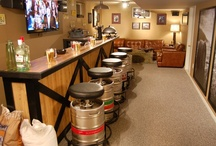Man Caves / Our favorite man caves from DIY Network pros and fans!  / by DIY Network