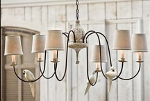 Light | Chandeliers  / by Cottage & Bungalow