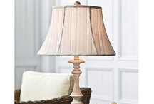 Light | Table Lamps / by Cottage & Bungalow