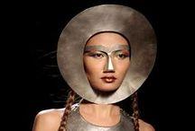 Fashion Fun / wear your art on your sleeve, wearable art / by Karenina
