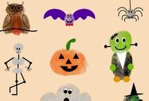{Fall/Halloween} / by Samantha Morron