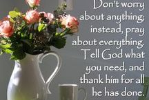 Scripture and Uplifting Quotes Board! / by The Single Mom Chronicles